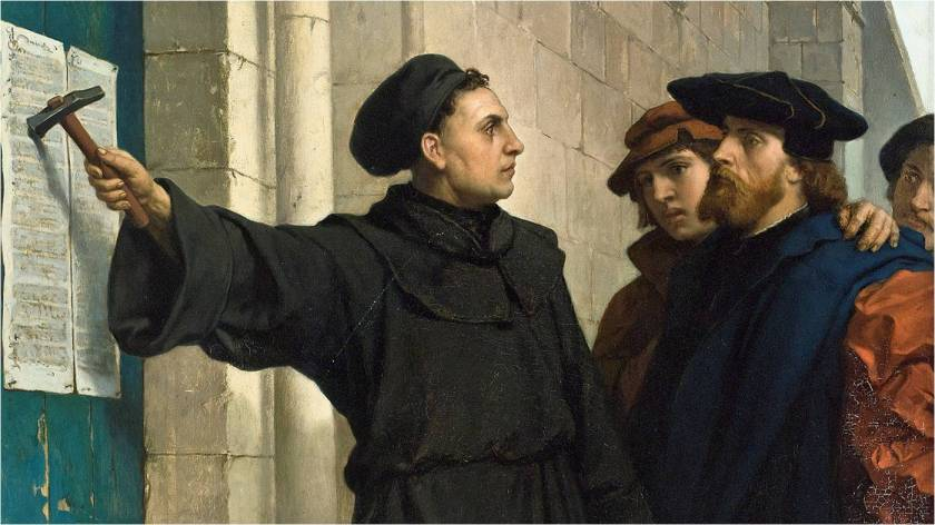 Ninety five theses